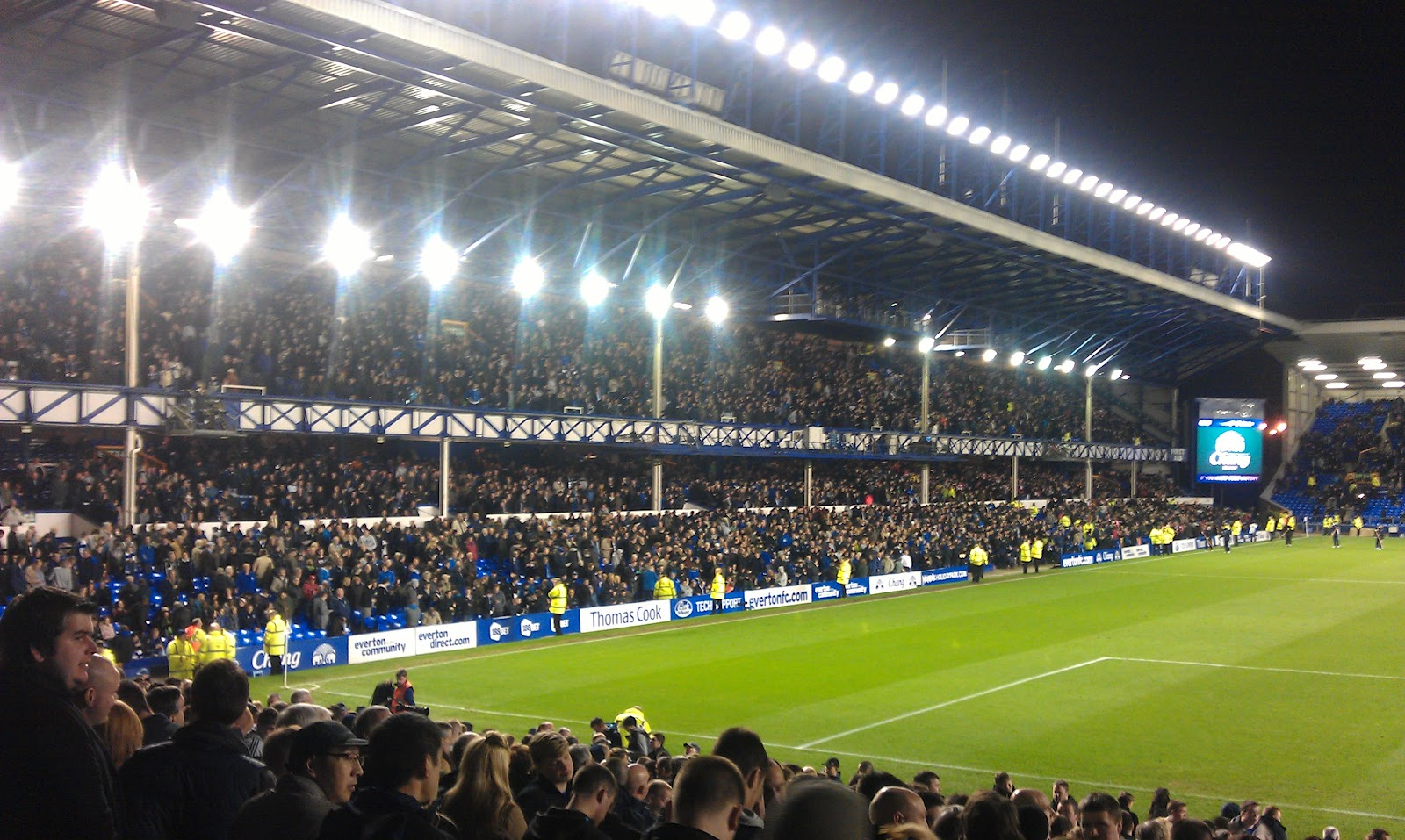 Everton Vs West Bromwich Albion Tickets