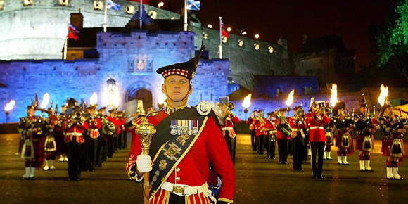 Edinburgh Tattoo Tickets