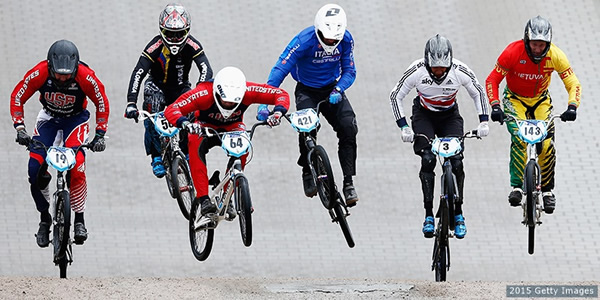 Olympic BMX Racing Tickets