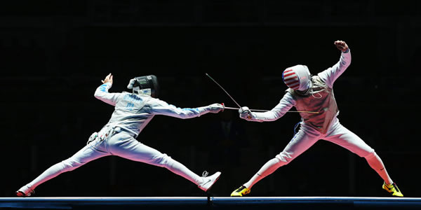 Olympic Fencing Tickets
