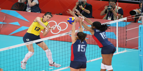 Olympic Volleyball Tickets