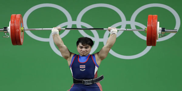 Olympic Weightlifting Tickets