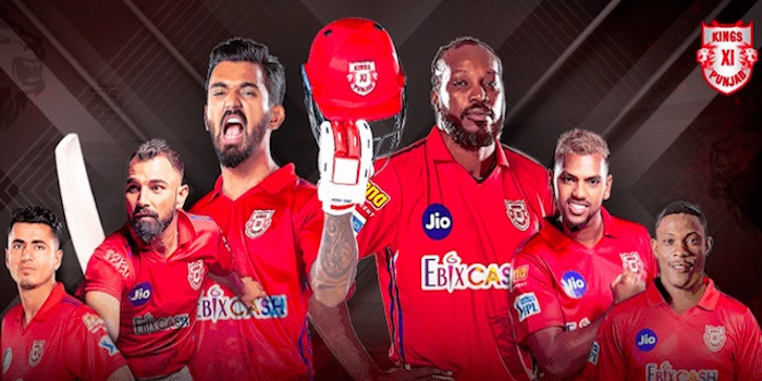 Kings XI Punjab Vs Rajasthan Royals Tickets