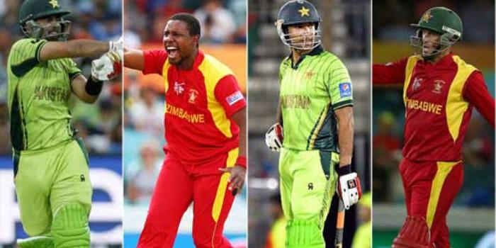 Pakistan Vs Zimbabwe 1st ODI Tickets