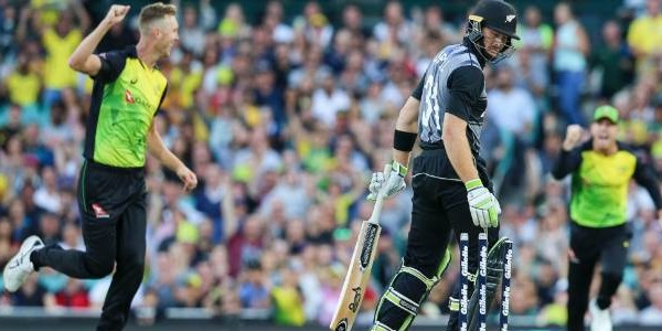 Blackcaps Vs Australia 3rd T20 Tickets