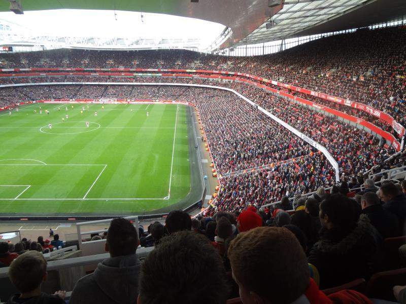 Arsenal Vs Crystal Palace Tickets