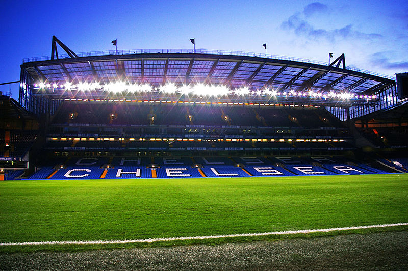 Chelsea Vs West Ham United Tickets