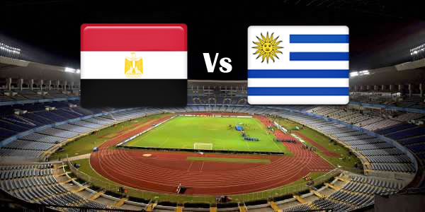 Egypt Vs Uruguay Tickets