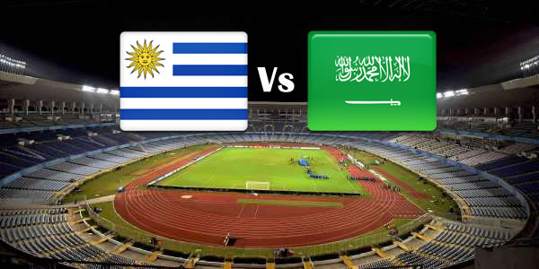 Uruguay Vs Saudi Arabia Tickets
