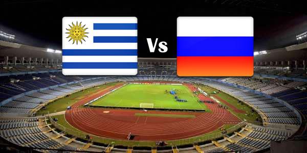 Uruguay Vs Russia Tickets