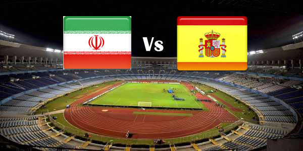 Iran Vs Spain Tickets