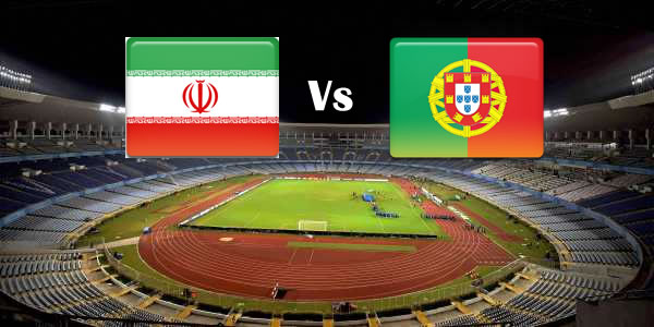 Iran Vs Portugal Tickets