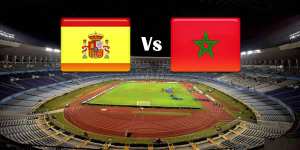Spain Vs Morocco Tickets
