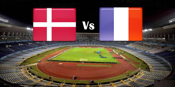 Denmark Vs  France Tickets