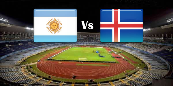 Argentina Vs Iceland Tickets