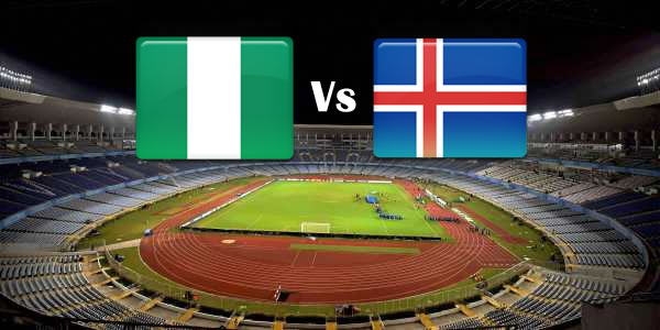 Nigeria Vs Iceland Tickets