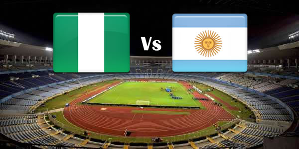 Nigeria Vs Argentina Tickets