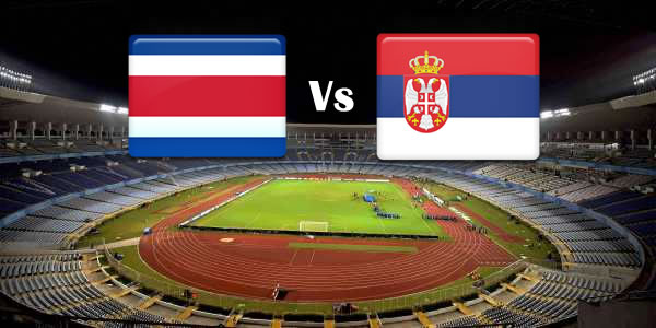 Costa Rica Vs Serbia Tickets