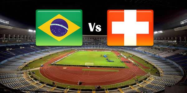 Brazil Vs Switzerland Tickets