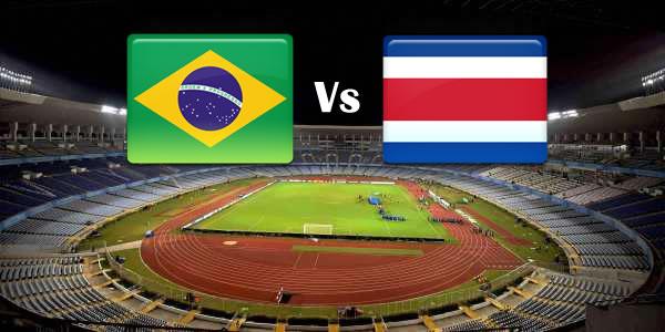 Brazil Vs Costa Rica Tickets