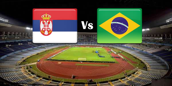 Serbia Vs Brazil Tickets
