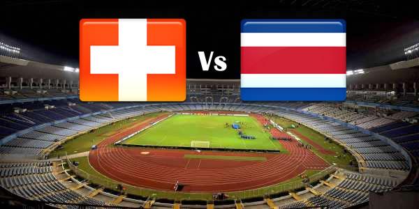 Switzerland Vs Costa Rica Tickets