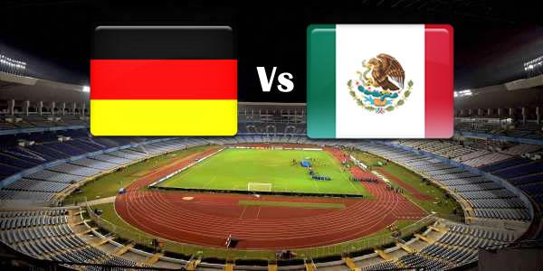 Germany Vs Mexico Tickets