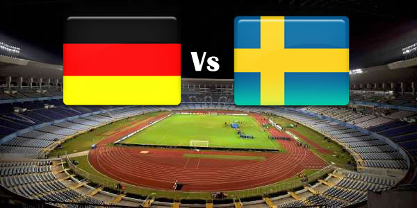 Germany Vs Sweden Tickets