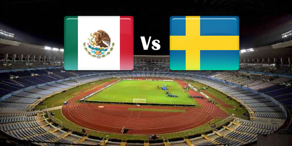 Mexico Vs Sweden Tickets