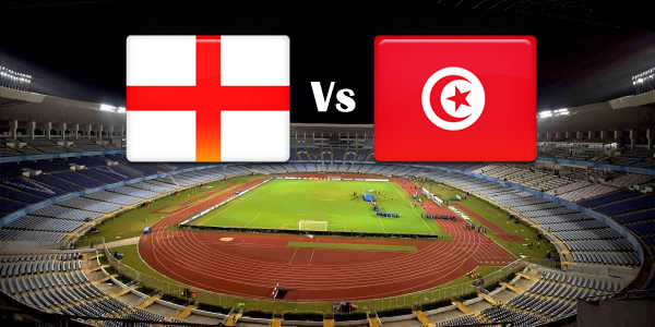 England Vs Tunisia Tickets