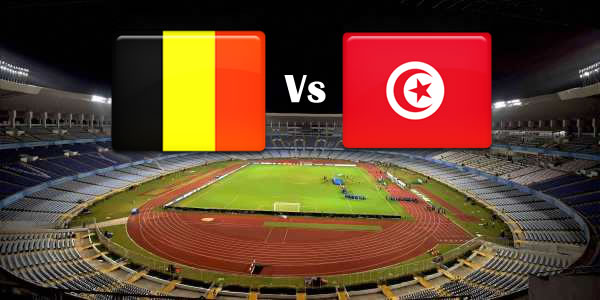 Belgium Vs Tunisia Tickets