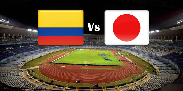 Colombia Vs Japan Tickets
