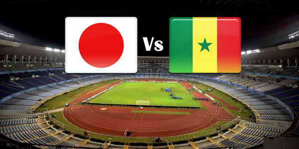 Japan Vs Senegal Tickets