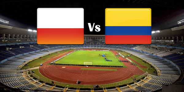 Poland Vs Colombia Tickets