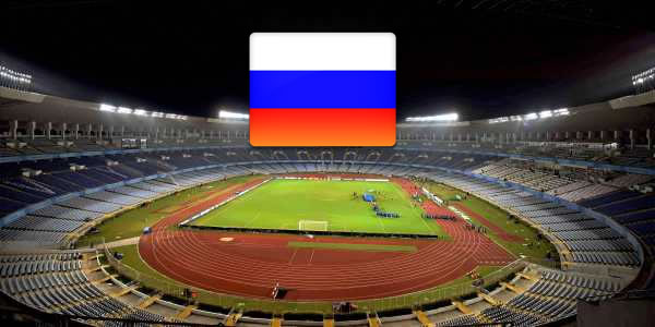 Russia All Group Matches Tickets