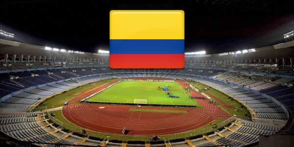 Colombia All Group Matches Tickets