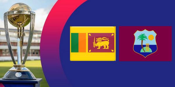 Sri Lanka Vs West Indies Tickets