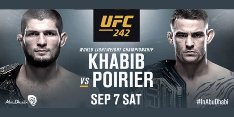 UFC 242 Tickets